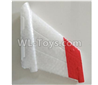 Wltoys F500.0002 Verticall Tail Wing Set