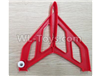 Wltoys F500.0004 Right Verticall Tail Wing Set-Red