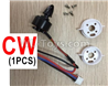 Wltoys F500.0008  Rotaing brushless motor(1pcs-CW)
