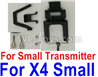 Wltoys F500.0019 X300 Mobile phone bracket accessories(For X4 Big Version Transmitter)