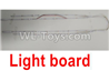 Wltoys F500.0021 LED Light board
