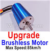 Feilun FT011 Upgrade Brushless motor-Max speed-85km/h,feilun ft011 mods Parts,feilun ft011 tuning Parts