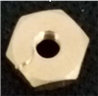 WL915 Boat Parts-22 Screw nut for the Rod Fixed parts ,Wltoys WL915 RC Boat spare parts,WL915 Brushless motor RC Racing boat Accessories