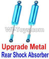 FeiYue FY03 FY-03 Upgrade Metal Rear Shock Absorber(2pcs) Parts-,FeiYue FY03 Parts