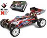 Wltoys 104001 RC Car,Wltoys 1/10 RC Racing Car 45km/h High Speed RC Buggy Electric RC Car