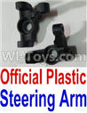 Wltoys 10428-B Official Plastic Steering arm-2pcs