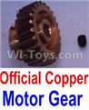 Wltoys 10428-B Official Copper Motor Gear