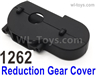 Wltoys 124018 Reduction Gear Cover-upper and lower-124018.1262