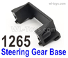 Wltoys 124019 Servo Steering Gear Base Fixed Parts-124019.1265