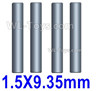 Wltoys 124019 Cardan shaft(4pcs)-1.5x9.35mm-124019.1274