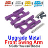 Wltoys 124018 Upgrade Front Metal Swing Arm