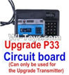 Wltoys 12423 Upgrade P33 CiRCuit board(Can only be use for the Upgrade Transmitter)