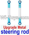 Wltoys 12423 Car Spare Parts-0019-02 Upgrade Metal steering rod(2pcs)