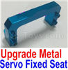 Wltoys 12428 F12039 Upgrade Metal Servo Fixed Seat Parts, 12428-0032