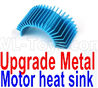 Wltoys 12428 Upgrade Metal Motor heat sink