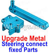 Wltoys 12429 Upgrade Metal Steering connect fixed Parts Parts