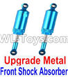 Wltoys 12429 Upgrade Metal Front Shock Absorber(2pcs) Parts