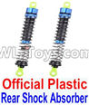 Wltoys 12429 Official Rear Shock Absorber(2pcs) Parts