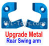 Wltoys 12429 Upgrade Metal Positioning piece for the Left and Right Rear Swing arm(2pcs) Parts