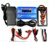 Wltoys 144001 Upgrade Charger unit,Can charger 2s or 3s 6x battery at the same time