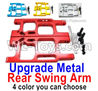 Wltoys 144001 Upgrade Rear Metal Swing Arm