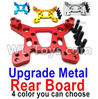 Wltoys 144001 Upgrade Metal Rear Shock absorber board