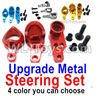 Wltoys 144001 Upgrade Metal Steering Set