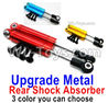 Wltoys 144001 Upgrade Metal Rear Shock Absorber(2pcs)-144001.1316