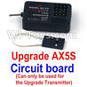 Wltoys A202 A212 A222 Upgrade AX5S Circuit board