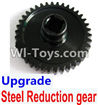 Wltoys A949 Upgrade Steel Reduction gear-Black,Wltoys A949 RC Car Parts ,Wltoys 1/18 rc Truck and rc racing car Replace Parts
