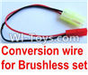 Wltoys A949 Conversion wire,Wltoys A949 RC Car Parts ,Wltoys 1/18 rc Truck and rc racing car Replace Parts