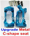 Wltoys A949 Upgrade Metal C-shape seat,Wltoys A949 RC Car Parts ,Wltoys 1/18 rc Truck and rc racing car Replace Parts