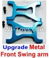 Wltoys A959 Upgrade Metal Front Swing arm Parts,(Both for A959 A959B)