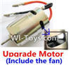 Wltoys A969-B Upgrade Brushless motor(Include the Fan,can strengthen the cooling function)