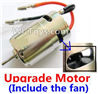 Wltoys A979 Upgrade Brush motor(Include the Fan,can strengthen the cooling function)