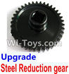 Wltoys K929 Upgrade Steel Reduction gear-Black,Wltoys K929 desert RC Truck Parts,1:18 rc car and rc racing car Parts