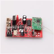 WLtoys V913 2.4G RC single Helicopter Parts, Receiver Board, PCB -04