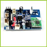 WLtoys V912 2.4G RC single Helicopter Parts,Receiver Board Olde version-08
