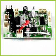WLtoys V912 2.4G RC single Helicopter Parts,Receiver Board New version PCB-09