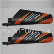 WL V911-11 Main blades(2pcs)-Orange WLtoys V911 WL V911-1 RC Helicopter Spare Parts WL Toys rc model