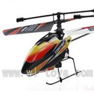 WL V911-52 Single helicopter(No battery,No remote control)-Orange WLtoys V911-1 RC Helicopter  WL Toys rc model