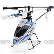 WL V911-53 Single helicopter(No battery,No remote control)-Blue, WLtoys V911-1 RC Helicopter WL Toys rc model