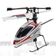 WL V911-54 Single helicopter(No battery,No remote control)-Red WLtoys V911-1 RC Helicopter WL Toys rc model