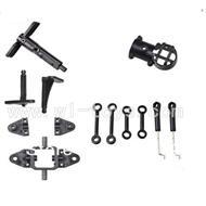 Wltoys V913 Parts Crash set 6,WL toys model Accessories WL V913 rc helicopter Spare parts