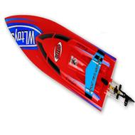 WLtoys WL911 RC Boat , WL 911 Boat parts-23 BNF(Only boat,no battery,no charger,no Transmitter)-Red