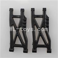 WLtoys L959 Parts-Rear Lower Suspension Arm(2pcs)