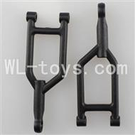 WLtoys L959 Parts-Front Upper Suspension Arm(2pcs)