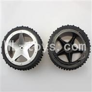 WLtoys L959 Parts-Front Tire(2pcs)