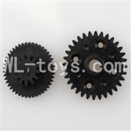 WLtoys L959 Parts-Rear gear box Reducers,Speed Reduction Gear