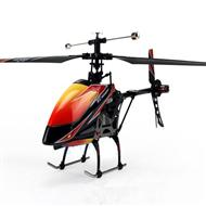 WLtoys V912 2.4G 4 Channel Single RC Helicopter wltoys-helicopter-all 4-channel-helicopter-all Single-blade-helicopter Medium-helicopter